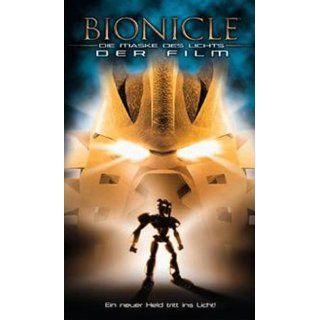 Bionicle Die Maske des Lichts Der Film  VHS  David Molina, Terry ... ae02799085
