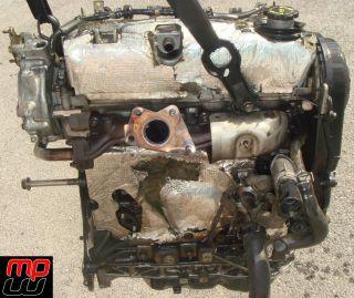 Mazda 6 / MPV 2.0DI CiTD RF5C TOP Motor ab 06/2002