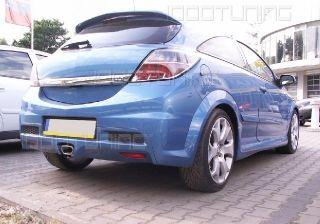 Opel Astra H GTC Dachspoiler Spoiler Heckspoiler OPC