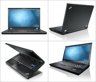 Lenovo ThinkPad T510, i5 540M, 128GB SSD, 8GB Ram, Win7, NVidia Quadro