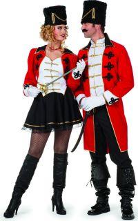 5 teiliger Kosake Russe Herren Kostüm Kosak Uniform Karneval Fasching NEU