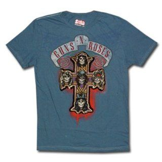 Guns n Roses * Cross * SWAG * Shirt * M * Sport & Freizeit