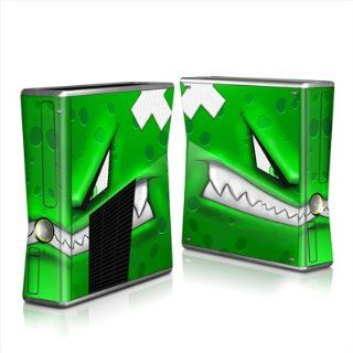 Xbox360 S Skin modding Designfolie Xbox 360 Slim Gehäuse Aufkleber