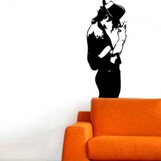 Raumtattoos.de 368 Michael Jackson   Eine Legende Wandtattoo