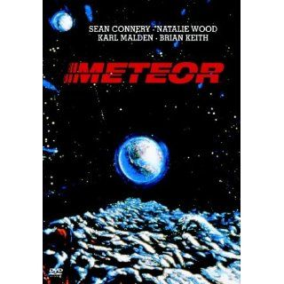 Meteor Sir Sean Connery, Natalie Wood, Karl Malden
