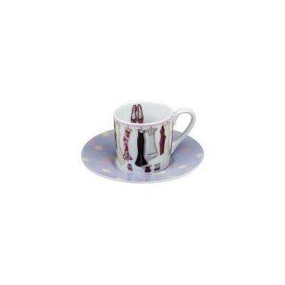 Espresso Womens Best Friends   Kleider Küche & Haushalt