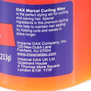 DAX Marcel Curling Wax, weiche Pomade für Naturlocken, Haarwachs 7