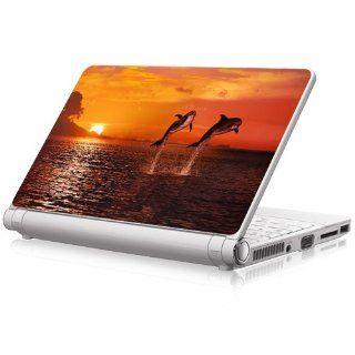 Notebook Cover Skin  MOND DELFIN  Laptop Folie