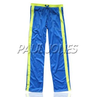 Mens Gym Yoga Athletic Slim Fit lounge Sweat Sport Pants Homewear