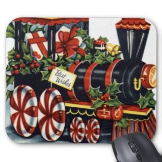 Steam Engines Mousepads