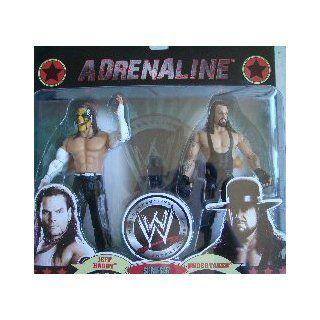 WWE Wrestling Adrenaline 37   2 Figuren Jeff Hardy