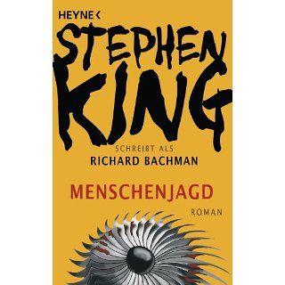 Menschenjagd Roman eBook Stephen King, Nora Jensen