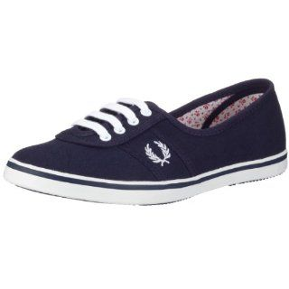 Fred Perry TIVOLI CANVAS B5082W, Damen Sneaker Schuhe