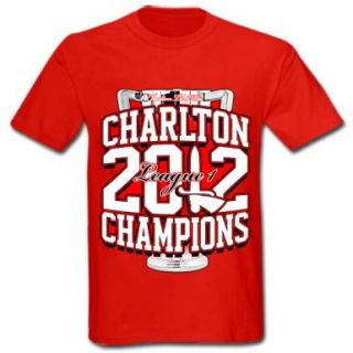 Charlton Athletic 2012 Champions T Shirt