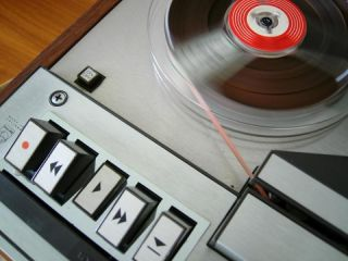 tonbandgerät philips 4307 4 track tonbandkoffer bandmaschine tonband