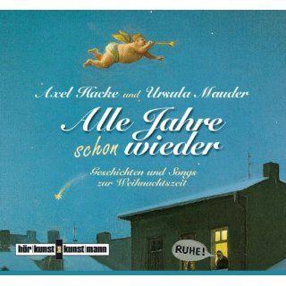 Alle Jahre schon wieder, Audio CD Geschichten und Songs zur