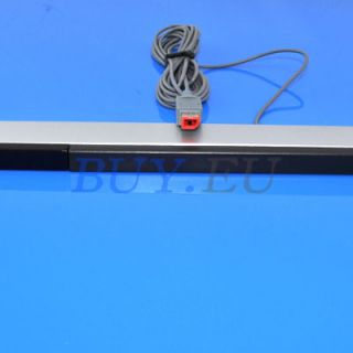 Remote Wired Infrared Ray Sensor Bar for Nintendo Wii