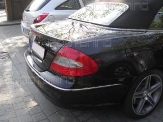 Mercedes Benz CLK W209 Heckspoiler Spoiler Heckspoilerlippe AMG 63 55