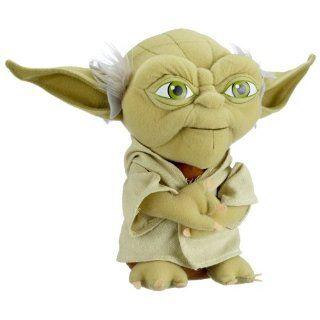 Star Wars Clone Wars 741020   Yoda Plüsch, 23 cm