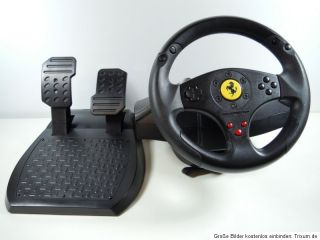 THRUSTMASTER Ferrari GT Experience Force Feedback Wheel für PC PS3