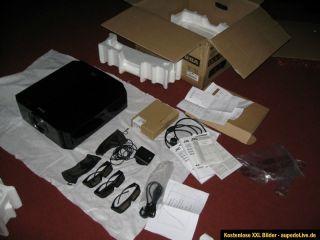 JVC DLA X3 DILA 3D Projektor mit 3D Paket inkl. OVP Top NEUE LAMPE