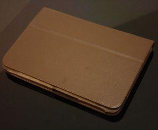 Motorola Xoom Tablet Leder Tasche Hülle Etui Cover CASE