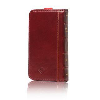 Portmonee Portemonnaie Leder Tasche Hülle Wallet Case Rot #481