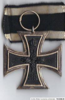 Weltkrieg Orden Eisernes Kreuz 1914 iron cross KAG