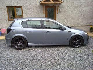 Opel Astra H Dachspoiler Spoiler Heckspoiler OPC GTC