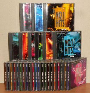 480 Original Stars & Hits 30 CDs THE NO.1 HITS  27 Std.49 min 33
