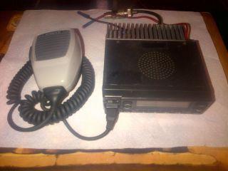 UHF FM Transceiver TK 880 1 Frequency 450 490 MHZ KENWOOD spec sheet