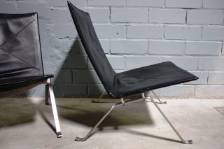 vintage danish fritz hansen teak woven rush chairs. Black Bedroom Furniture Sets. Home Design Ideas