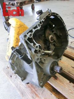 Renault Megane Scenic BJ98 1,6 55KW Schaltgetriebe Getriebe JB3120