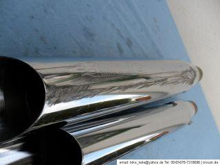 Harley Davidson FXDF Dyna Fat Bob Auspuff REMUS exhaust muffler