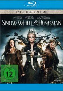 Snow White & the Huntsman   (Kristen Stewart)   BLU RAY NEU OVP