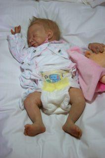 Little Loveys   Rebornpuppe Baby Mathilda