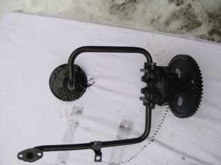 Pumpe Deutz Diesel Motor F3L514 FL 514 Traktor Schlepper Dieselmotor