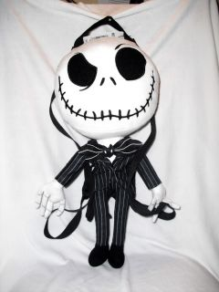 Disney Plüsch Nightmare Before Christmas Jack Skellington Rucksack