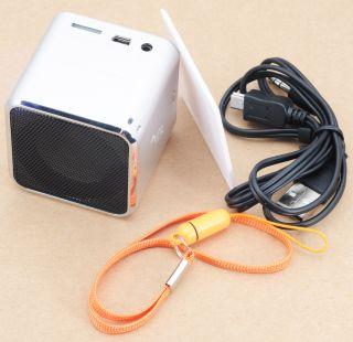Music angel mini Lautsprecher speaker fm radio für iPhone 4 4s ipod