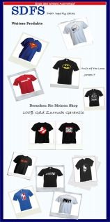 Superman T shirt Damen Frauen Supergirl Fun