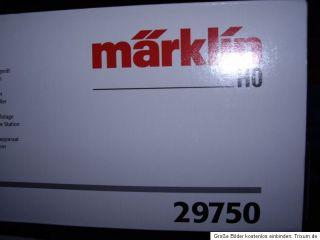 Märklin   H0   29750   unbespielte   Digital   Startpackung