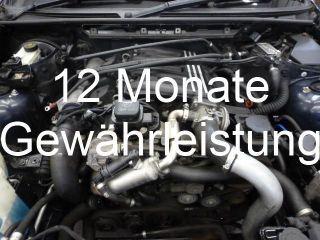 BMW E46 E39 Motor Engine M47 204D1 320d 520d 100kW 136PS Diesel 152
