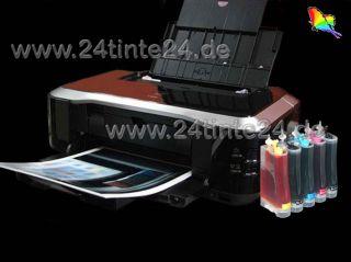 CISS Canon iP4600 iP4680 IP 4600 PGI 520 CLI 521 leer 5