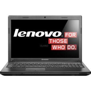 Notebook Lenovo Essential G575 M524GGE schwarz