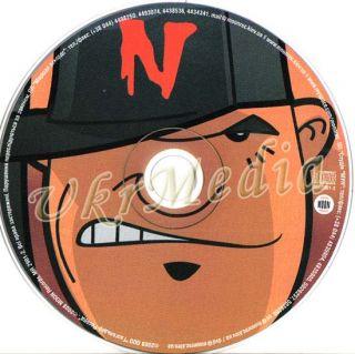 Russian Hip Hop (Rap) CD Noggano   Perviy First (20008)