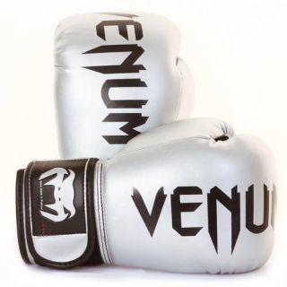 Venum Boxhandschuhe Challenger schwarz/gold 10/12/14/16 oz Gloves