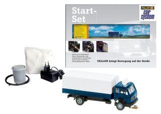 Faller 162002   Start Set Car System mit LKW MB