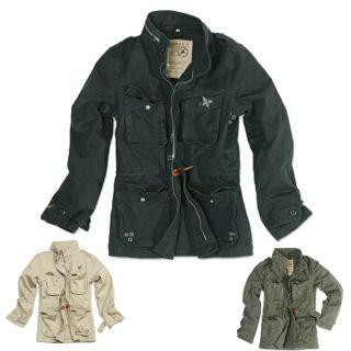 Surplus Raw Vintage Jacke LADIES M65 Fashion Fieldjacket Outdoor