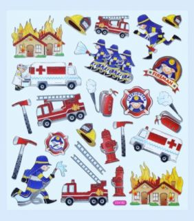 Hobby   Design   Sticker *Feuerwehr* 3452323 NEU