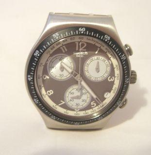 SWATCH Armbanduhr IRONY CHRONO Deeply Focused YCS540 watch orologio